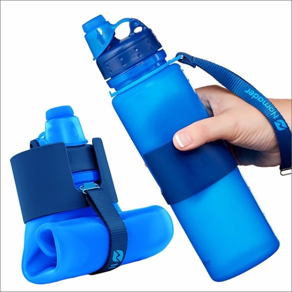 Nomader Collapsible Water Bottle 2