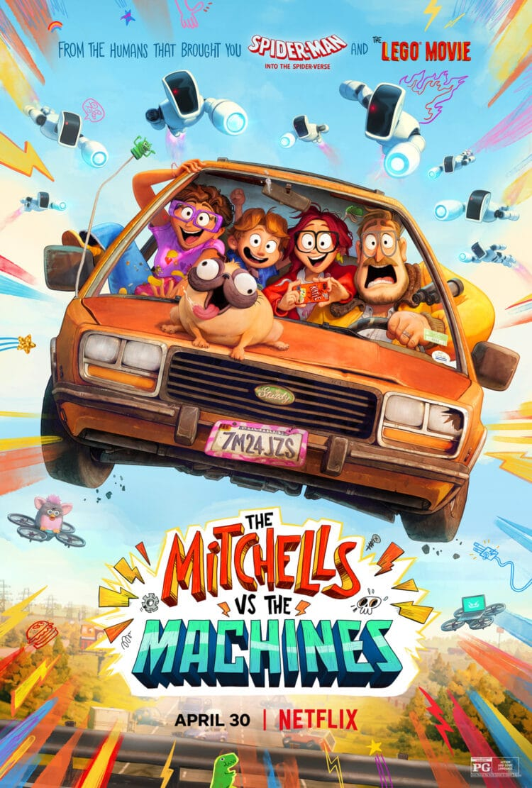 The Mitchells vs the Machines2021
