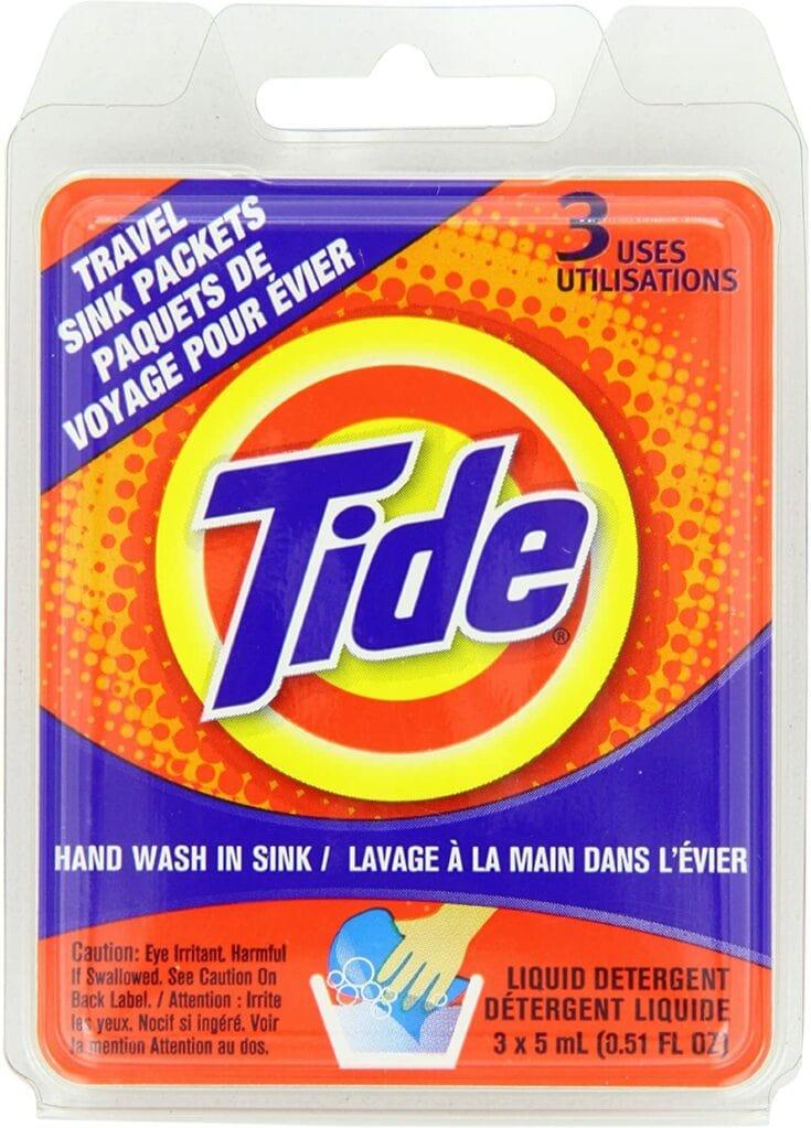 best travel laundry soap