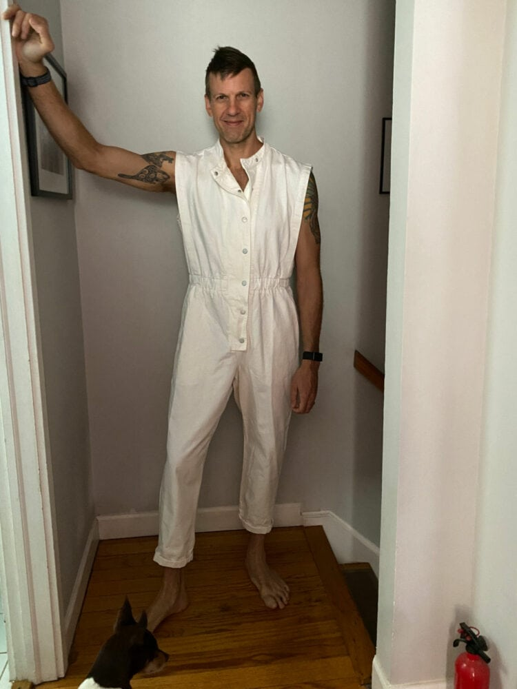 blank nyc jumpsuit