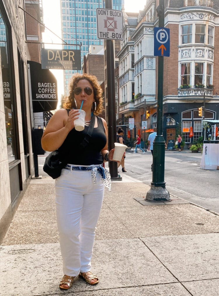 chicos jeans review
