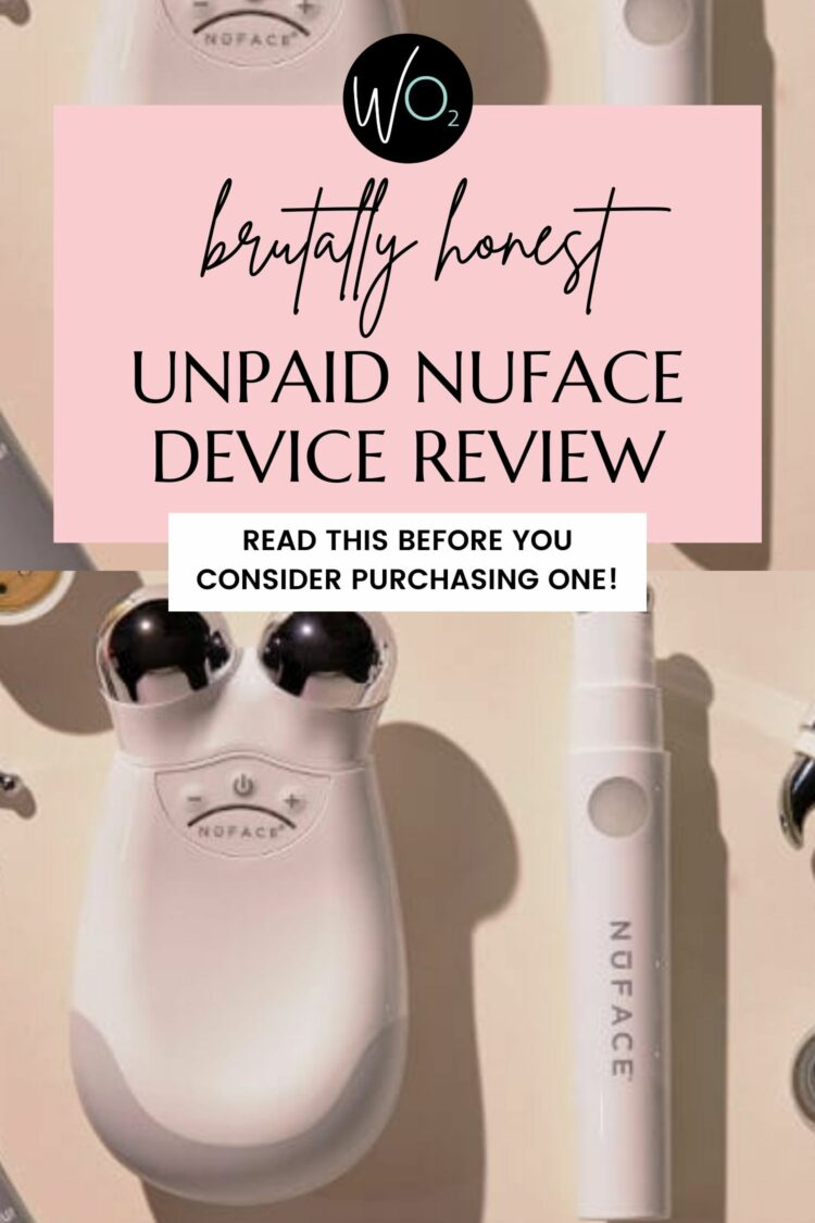 honest and negative nuface review. I share my experience with buying it twice and how it worked for me.