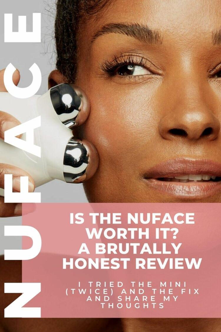 honest nuface mini review