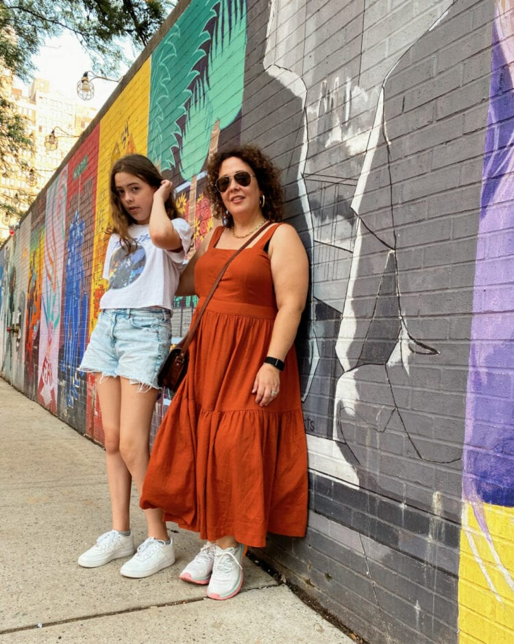 what to wear in NYC in the summer