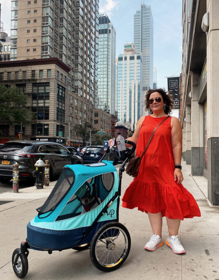 what to wear sightseeing in NYC in the summer