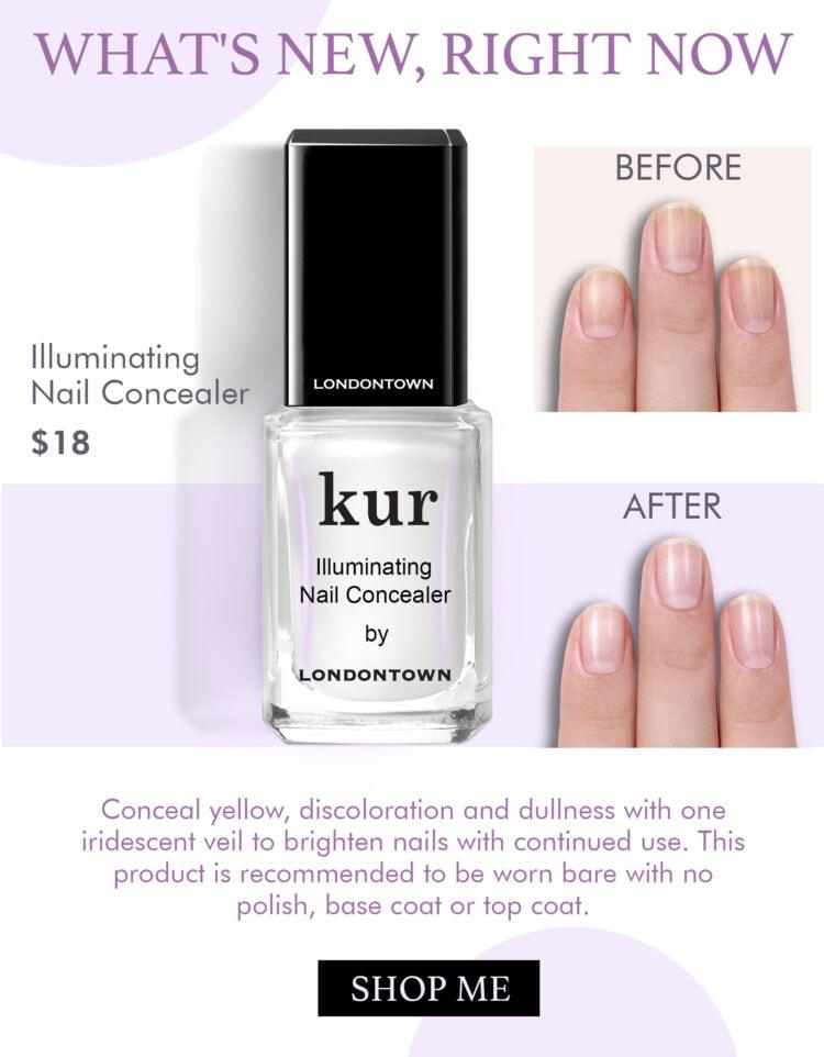 Illuminating Nail Concealer review
