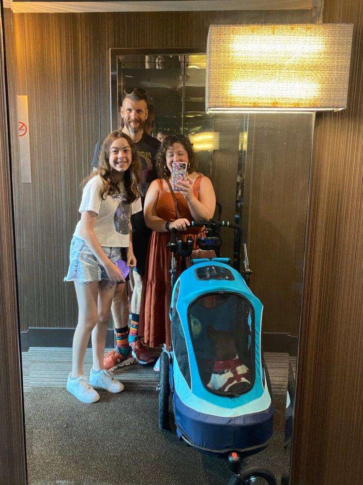 kimpton hotel eventi review