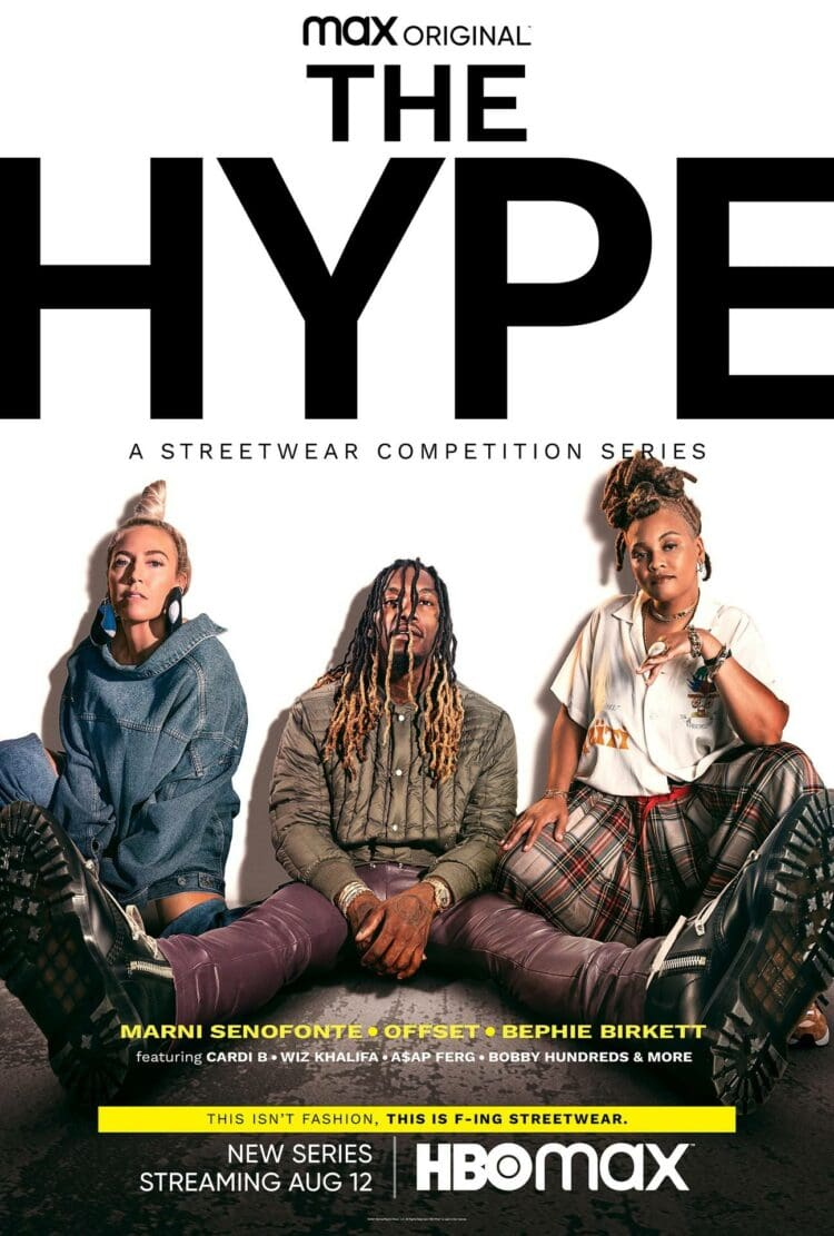 the hype hbo max