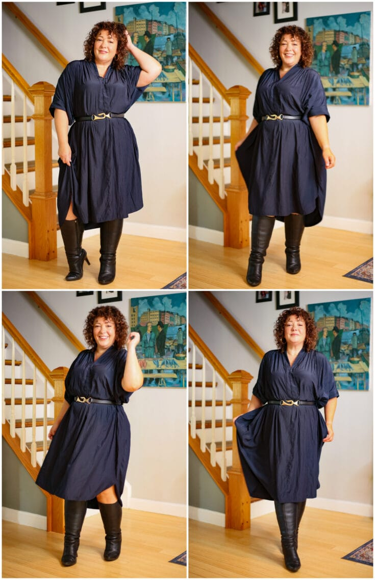 ever by x dress review 6