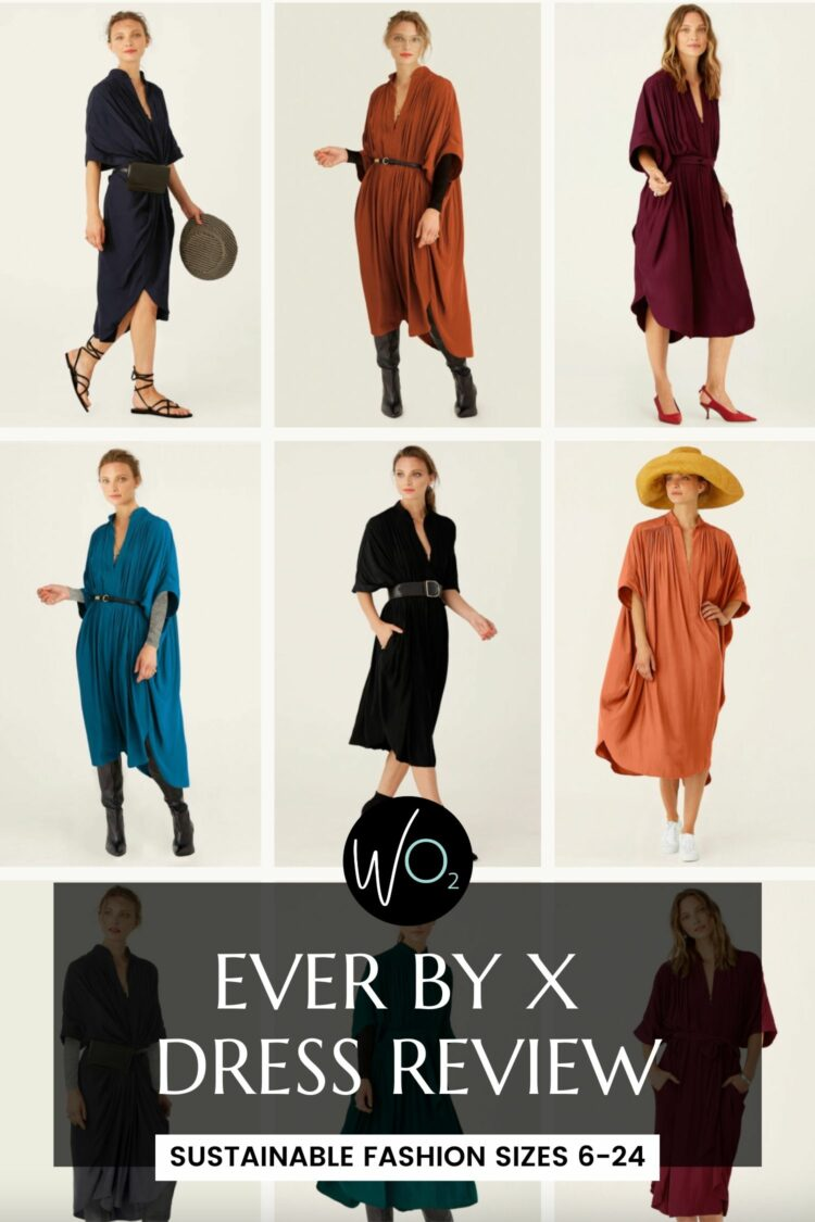 Ever by X dress review by Wardrobe Oxygen