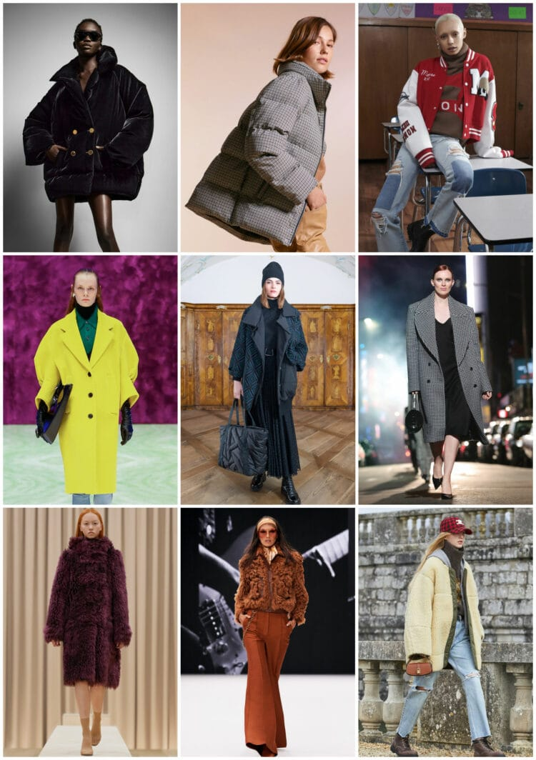 fall 2021 outerwear trends