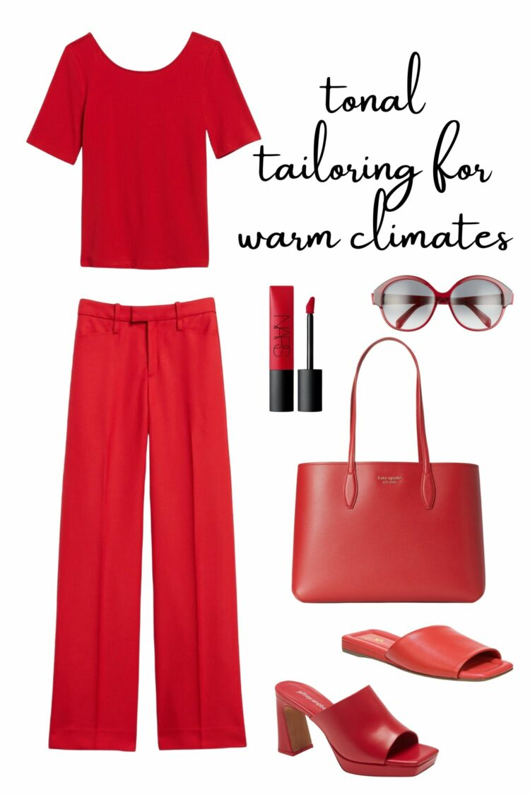 fall trends for warm climates