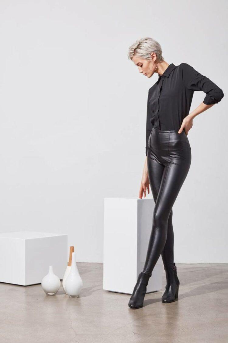 lysse faux leather leggings 1