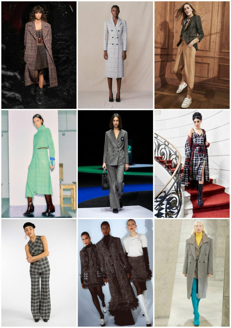 menswear fabrics for fall 2021