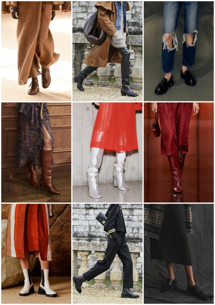 shoe trend fall 2021