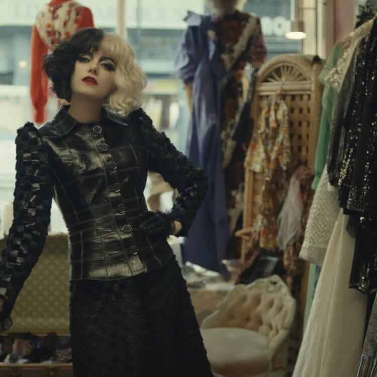 cruella movie fashion