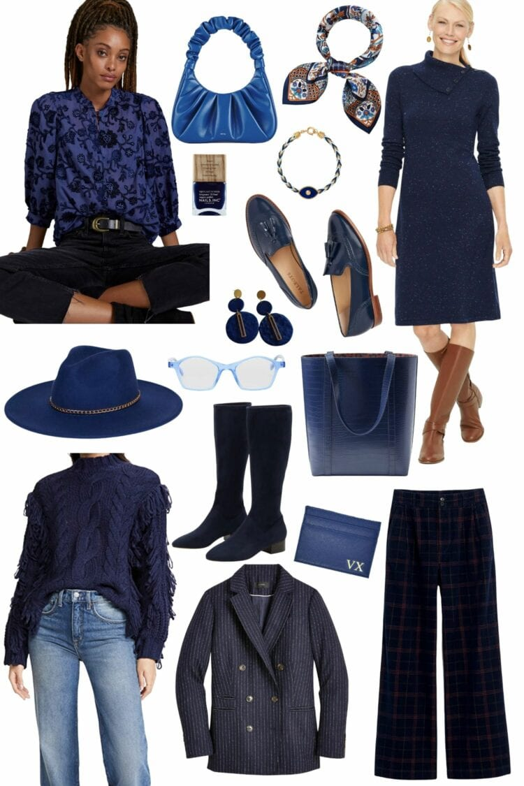 navy for fall