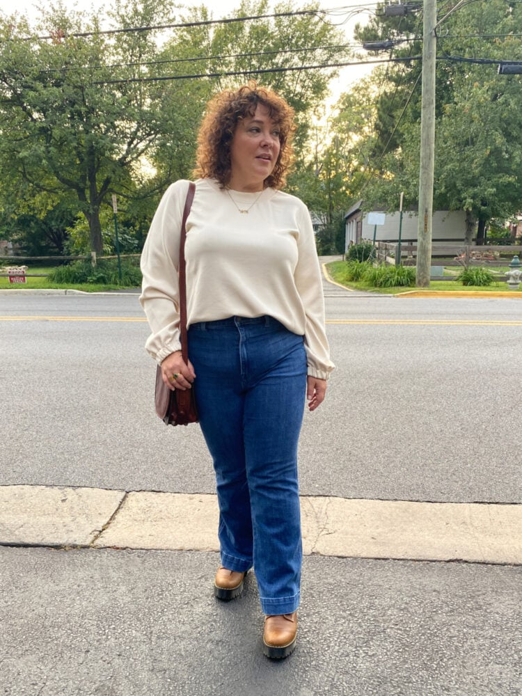 wardrobe oxygen talbots jeans